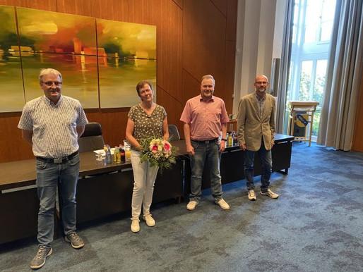 Gemeinde Visbek verabschiedet Raumpflegerinnen in den wohlverdienten Ruhestand