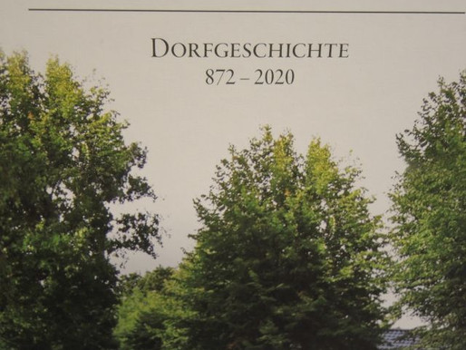 Dorfgemeinschaft Varnhorn-Siedenbögen veröffentlichte ansprechende Dorfchronik