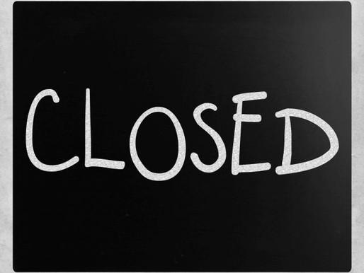 Sporthallen sowie Schwimmhalle am 22.07.2021 früher geschlossen