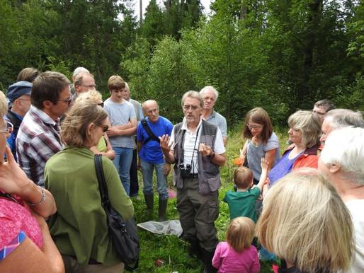 Natur- und Landschaftsführer/innen im Naturpark Wildeshauser Geest gesucht