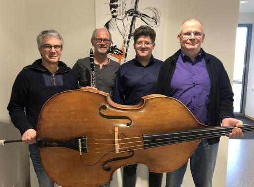 Ensemble Dreiklang präsentiert jiddische Instrumentalmusik