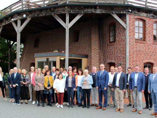 19. Mitgliederversammlung der Tourist-Information Nordkreis Vechta e.V.