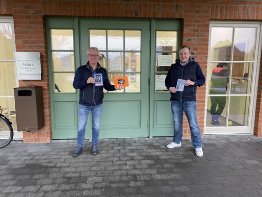 Kniffelfreunde Visbek spenden für Familienfonds der Gemeinde Visbek