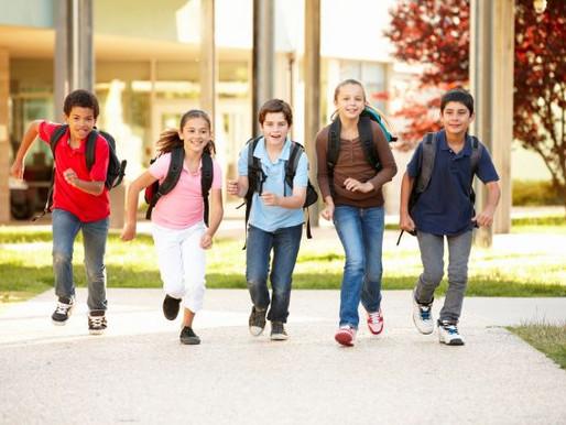 Appell an Eltern mit schulpflichtigen Kindern, die aus Risikogebieten zurückkehren