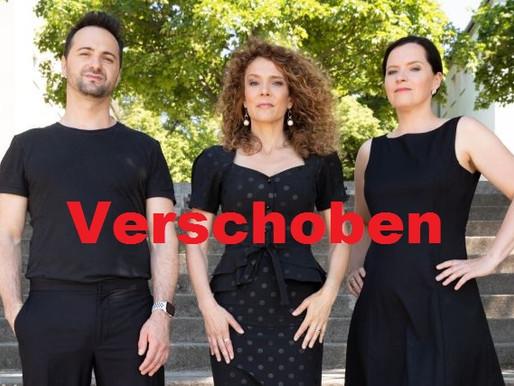 VERSCHOBEN - Konzert mit der Gruppe Pariser Flair findet im März 2022 statt