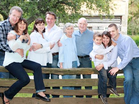 Pauchuk Family