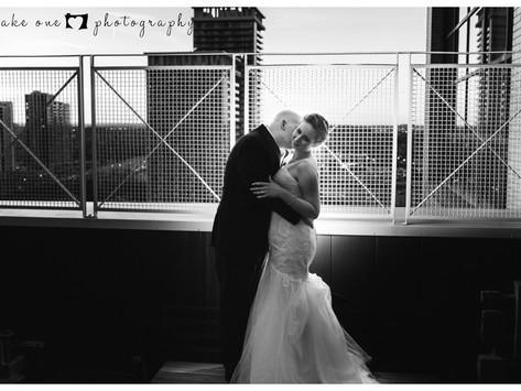Anna and Steve's City Hall Wedding