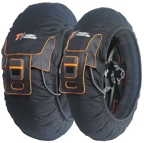 Programmable dual zone temperature Thermal Technology Tyre Warmers-Evo Dual Zone
