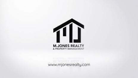 M. Jones Realty & Property Management Animated Logo.mp4