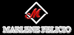 Marlene Feilcio Logo white.png