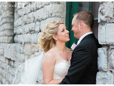 Kristy & Pat's Fall Toronto Wedding
