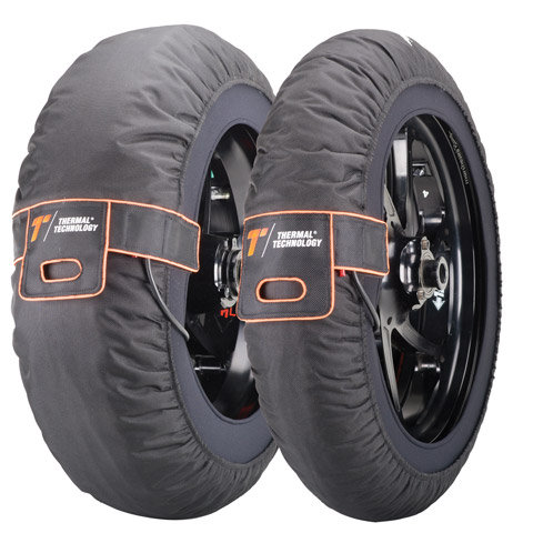 Single temperature Thermal Technology Tyre Warmers- Pro