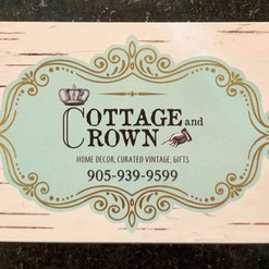 Cottage & Crown