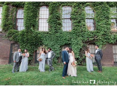 Antoniette & Angelo's bohemian chic wedding