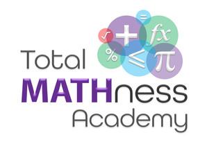 Total MATHness Academy Logo