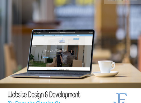 My Favourite Cleaning Co. - Website Design & Development