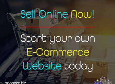 Happy Monday! Here are some benefits of e-commerce to your business during these times