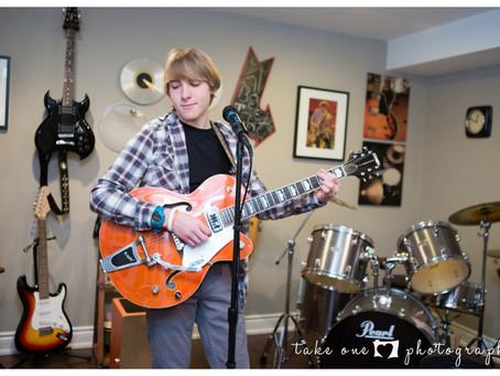 Clark Schlesinger - A talented Mississauga singer/songwriter