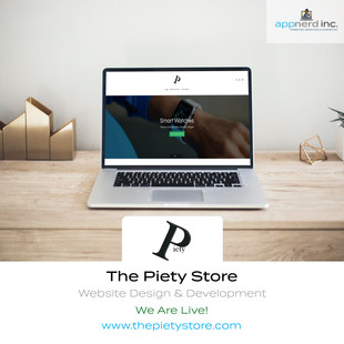 The Piety Store
