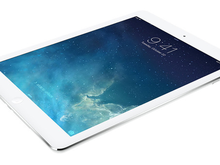 Latest Tech on the Market in 2014: Tablets