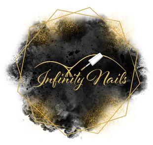 Infinity Nails Logo