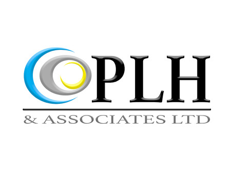 Business Cards Designed for PLH & Associates Ltd