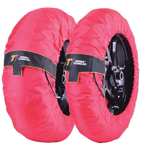 Single Temperature Thermal Technology Tyre Warmers- Performance
