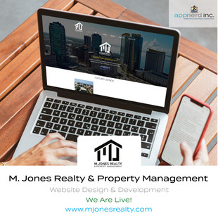 M.Jones Rea & Property Management