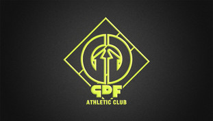 GDF Athletic Club Business Card (Front)