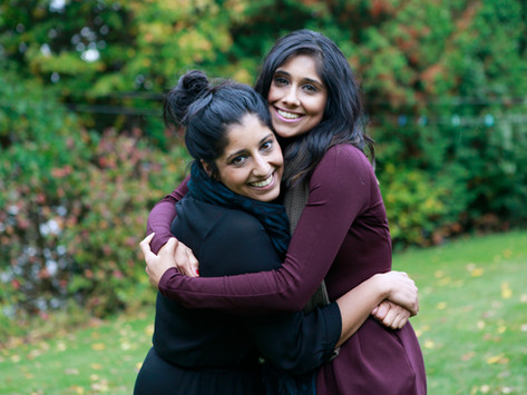 Sharbot Lake Wedding: Jasmeen & Sunny's Tented Pre-Wedding Lunch Photography