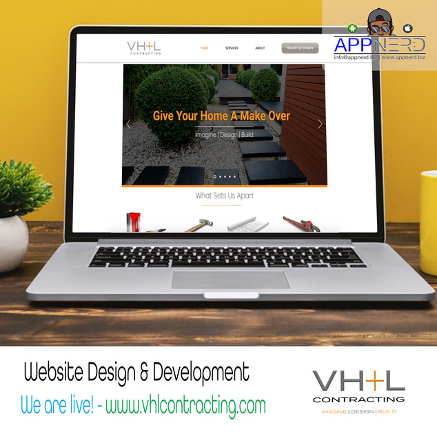 VH+L Contracting