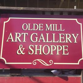 Olde Mill Art Gallery & Shoppe