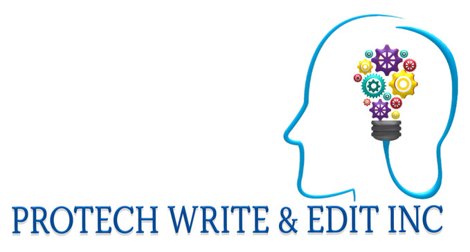 ProTech Write & Edit Inc Logo