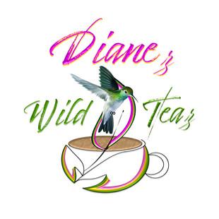 Diane'z Wild Teaz Logo