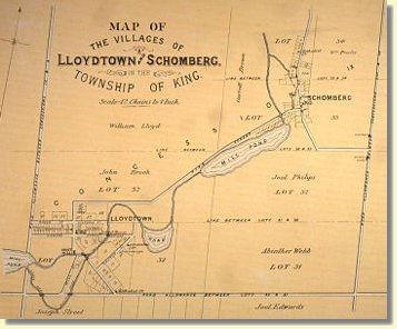 Schomberg Lloydtown Map 1878.jpg