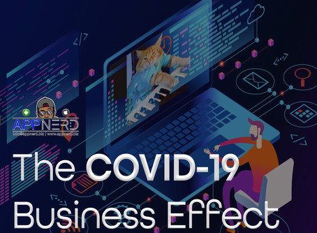 The COVID-19 Business Effect