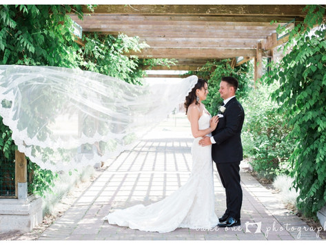 Katerina & Daniel's Glamorous Wedding