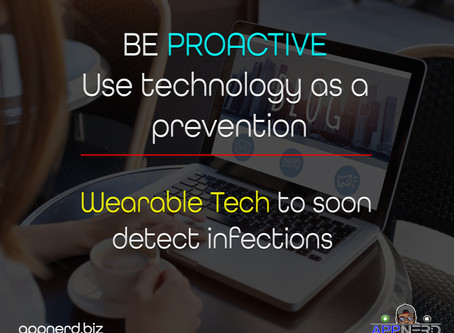 Wearable Technology can soon detect infections