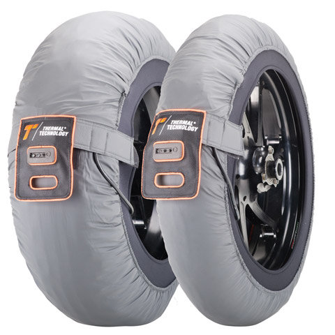 Programmable Thermal Technology Tyre Warmers- Race