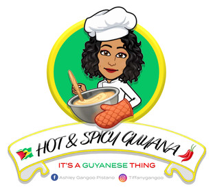 Hot & Spicy Guyana Logo