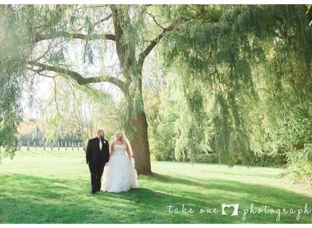 Hailey & James Burlington Convention Center Wedding