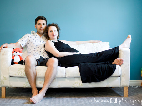 Danielle & Willis' Maternity Lifestyle Session