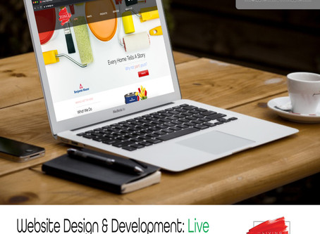 Living Yonge Design - Website Design & Development