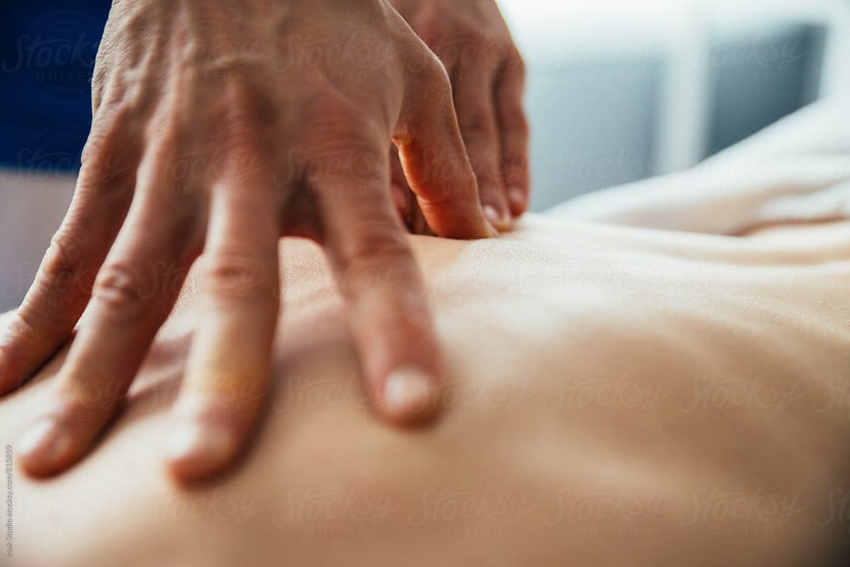 Stroke Rehabilitation Massage