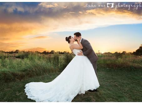 Marcella & Joshua's Classic Summer Wedding