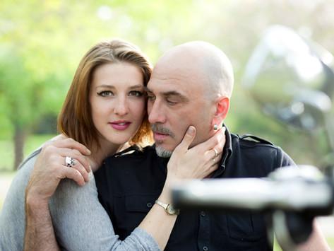 Carmela & Ivano, High Park, Toronto