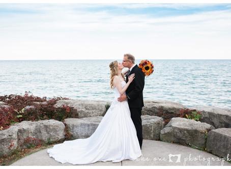 Tanya & Brien's Fall Wedding