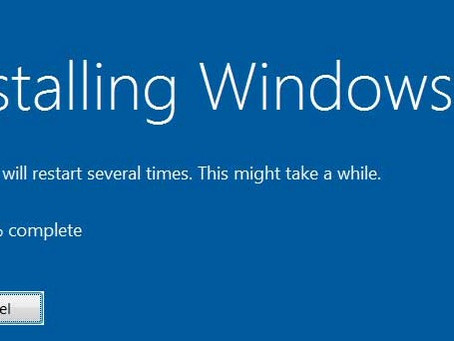Upgrading computers to Windows 10?  Here are some issues you may encounter, and how to overcome them