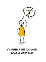 Studio Werkplezier_Illustratie met tekst