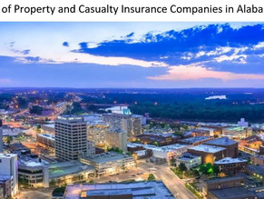 List of Property and Casualty Insurance Companies in Alabama (USA)